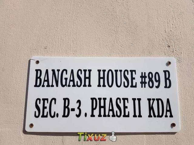 Rent House Kda Kohat Phase 2 Best For Family
