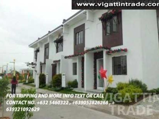 Rent To Own 7k/month House And Lot In Molino