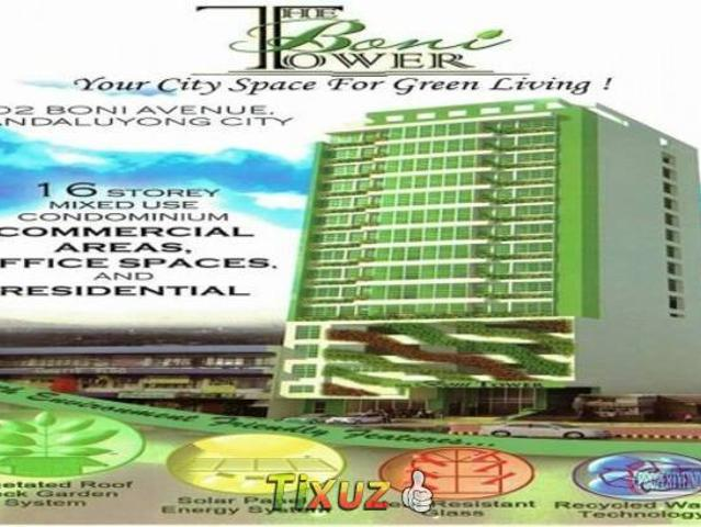 Rent To Own Condo Mandaluyong Boni Avenue Refundable Reservation Fee