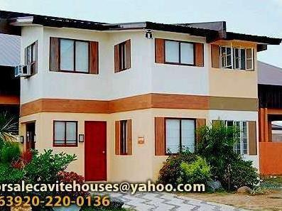 Rent To Own House Cypress @ Carmona Estates Cavite Near Alabang 3 Bdr 7k/monthly