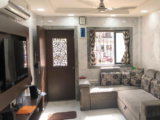 Rental   2 Bhk + Pooja Room 600 Sq.ft. Independent House In Charkop Gaon