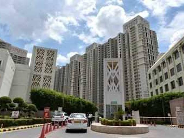 Rental | 4 Bhk + Servant Room 2700 Sq.ft. Apartment In Golf Course Road