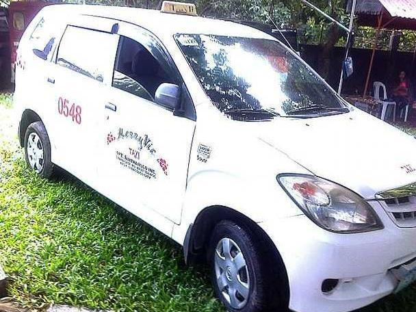 Repossessed Vehicle Toyota Wagon Avanza 1.3j Taxi 2010 Gas Manual