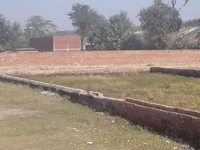 Resale | 1000 Sq.ft. Plot In Gomti Nagar