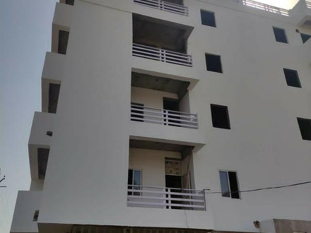 Resale | 1 Bhk 465 Sq.ft. Apartment In Unity Tower