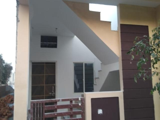 Resale   1 Bhk 500 Sq.ft. Independent House In Bhawrasla
