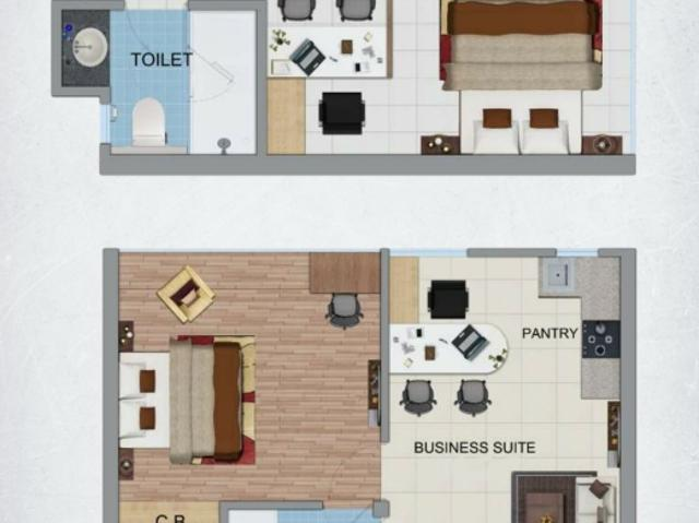 Resale   375 Sq.ft. Office Space In Migsun Janpath