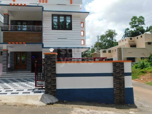 Resale | 3 Bhk 1600 Sq.ft. Independent House In Amaravila
