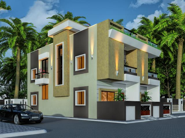 Resale   3 Bhk + Pooja Room 1500 Sq.ft. Independent House In Jhalaria