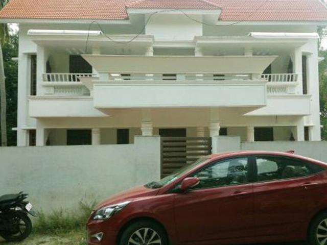 Resale | 3 Bhk + Pooja Room 2750 Sq.ft. Independent House In Peyad