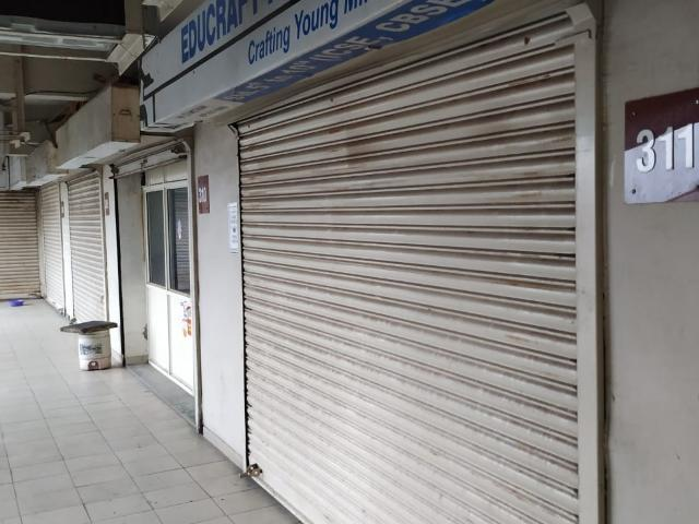 Resale   572 Sq.ft. Retail Shop In Trade Square