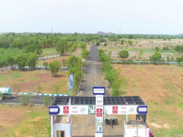 Resale   600 Sq.ft. Plot In Accord Smart City