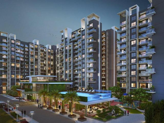 Residencial Apartment In Shushant Golf City Saheed Path Lucknow
