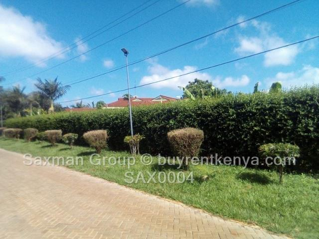 Residential Land For Sale In North Muthaiga