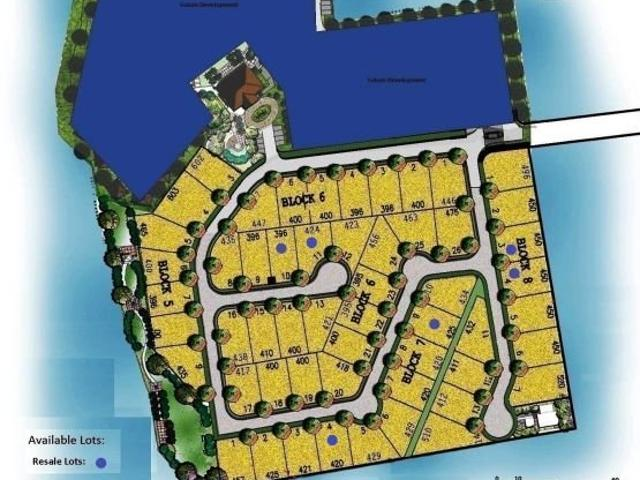 Residential Lots For Sale At Anya Resort & Residences