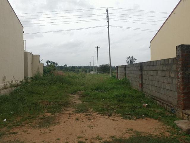 Residential Plot In Bannikppe For Resale Bangalore. The Reference Number Is 6300605