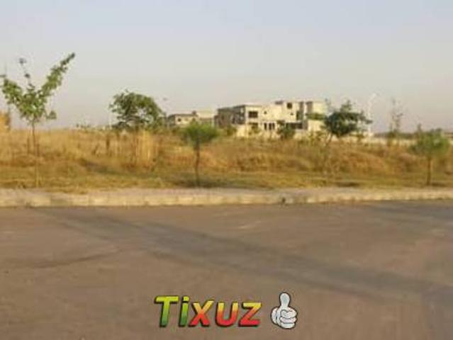Residential Plot Is Available For Sale In Gulberg Residencia Block A