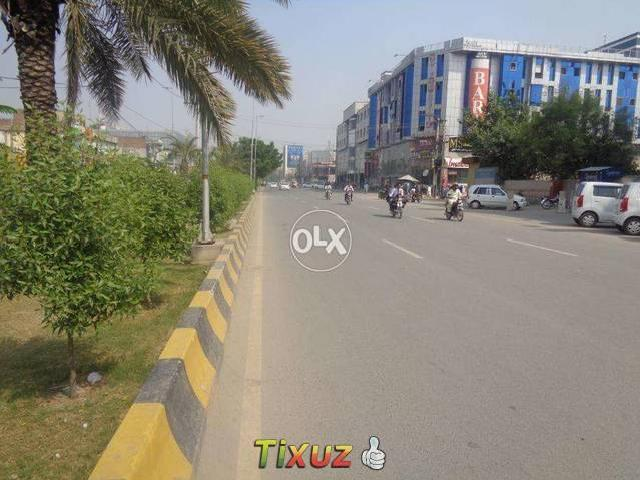 Residential Plots Available For Sale At Ideal Location Wapda City Fsd