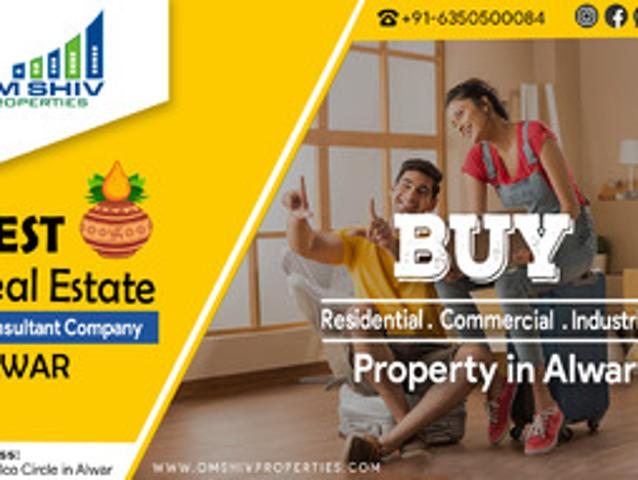 Residential Properties In Alwar