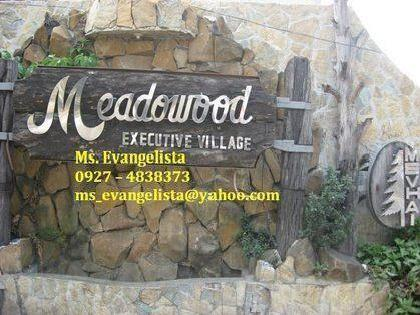 Res'l. Lot For Sale In Bacoor Cavite Meadowood Exec. Village
