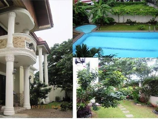 Resort Type House And Lot At Multinational Village For Sale