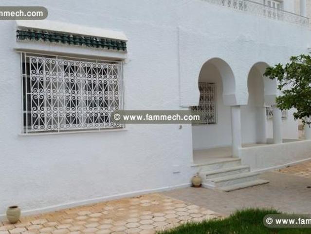 Rez De Chaussée D'une Villa À El Menzah 6