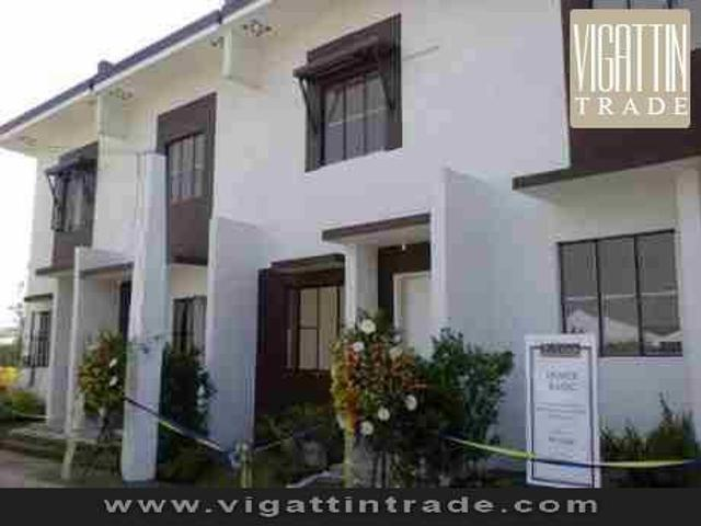 Rfo 2 Storey Townhouse In Bacoor Molino Cavite