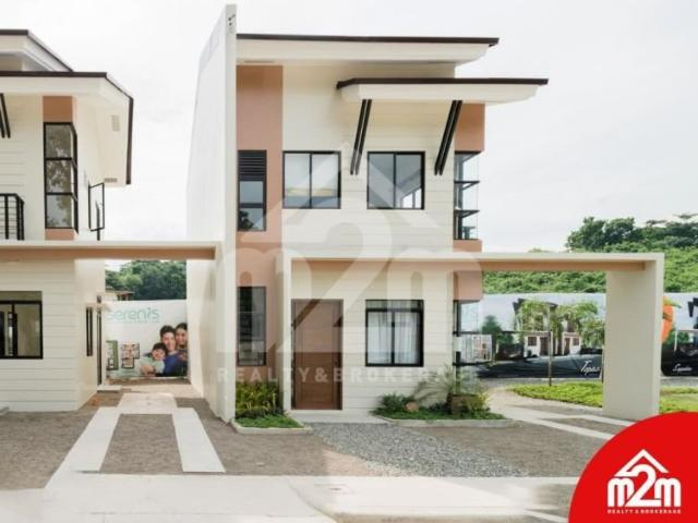 Rfo 4 Br Attached House For Sale In Liloan Cebu Near Sm Mall