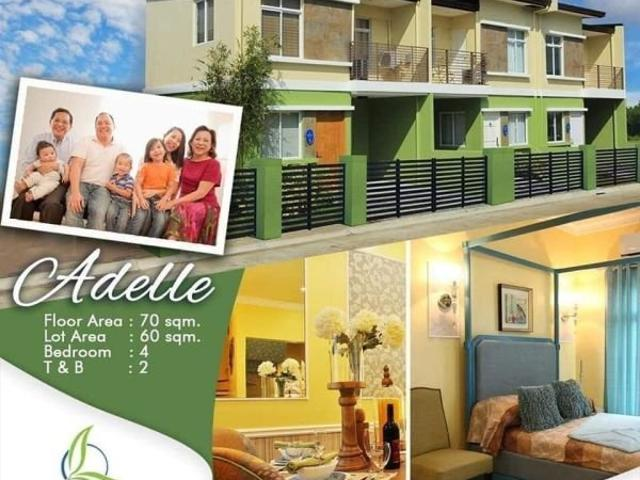 Ready For Occupancy Rent To Own House & Lot In Lancaster New City Near Manila, Okada, Naia...