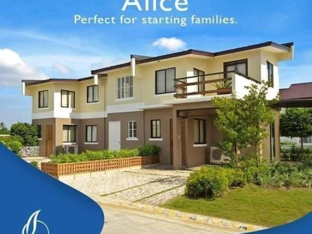 Lancaster New City Ready For Occupancy Alice Townhouse Near Mall Of Asia Okada, Naia And M...