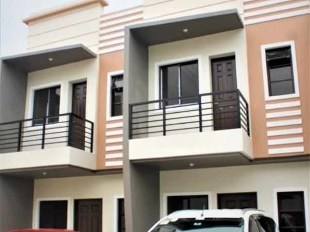 Rfo Brand New Townhouse In Los Banos Laguna