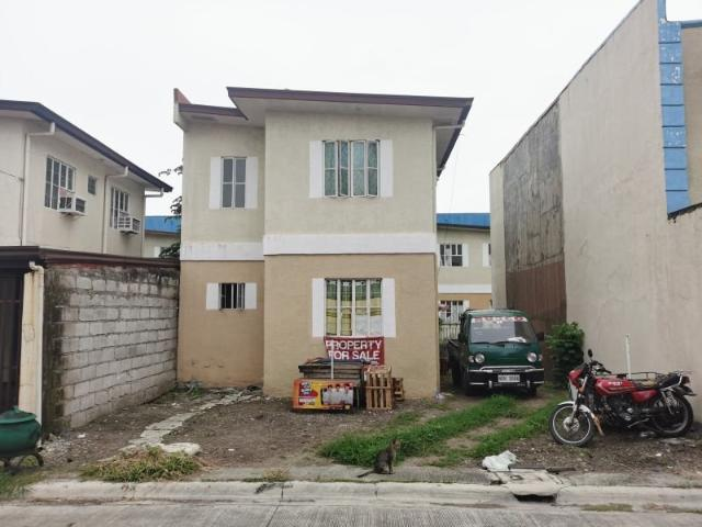 Rfo House And Lot In Lancaster Village Alapan Imus Cavite