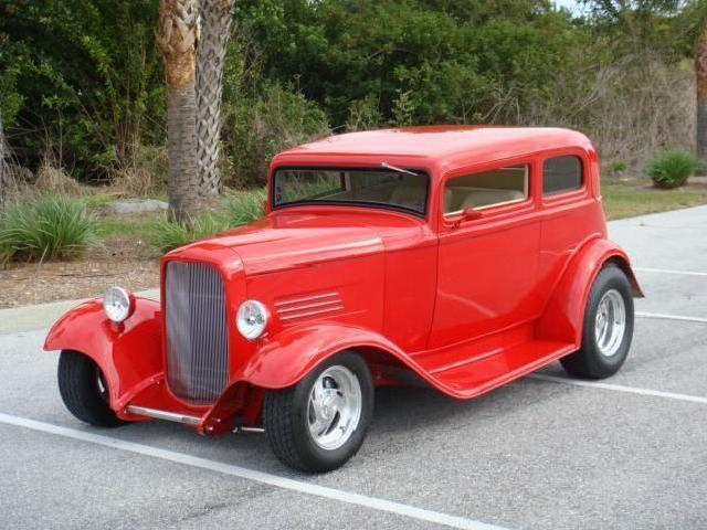 Ridler Contestant! 1932 Ford Victoria Hot Rod 32 Vicky