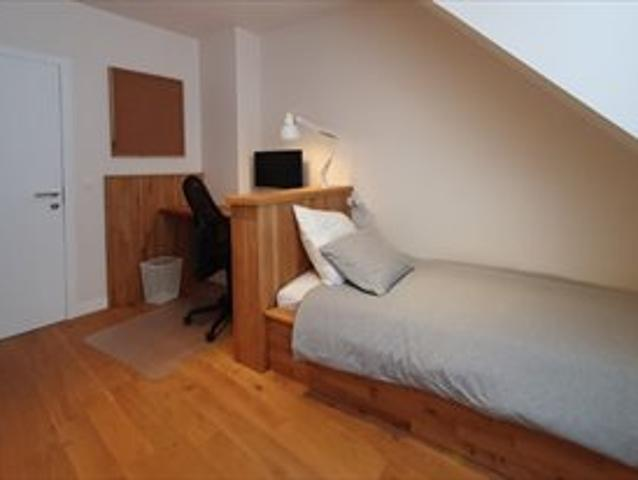 Room 3 11.5 Sq.m, Single Bed, Shared Bathroom With Room 4, Third Floor, Street Side