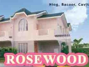 Rosewood Village.bacoor.ready For Occupancy Single Attached Houses For Php1.8m