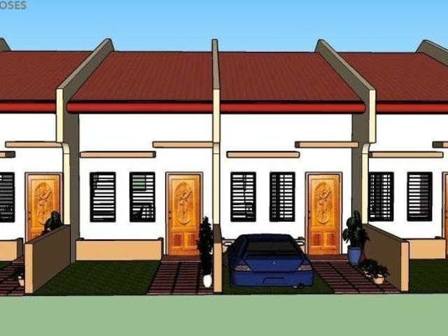 Rowhouse Very Affordable Pre Selling