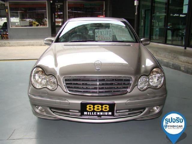 Rt h m x s xng mercedes benz c class c180 kompressor w203 1 8 at