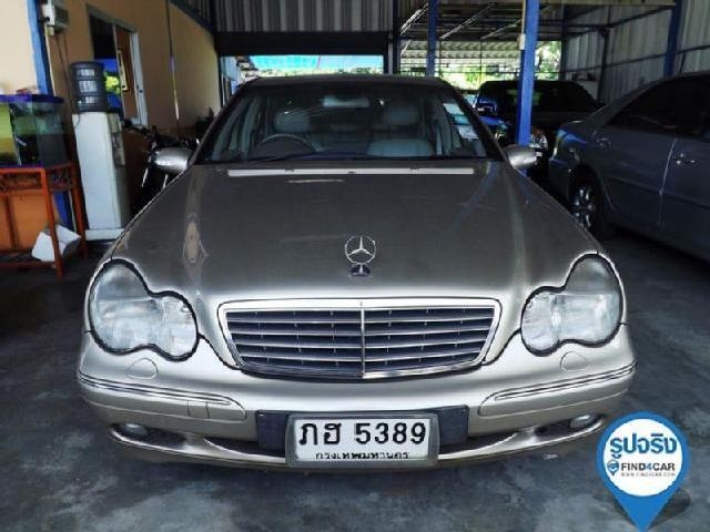 Rt h m x s xng mercedes benz c class c200 kompressor
