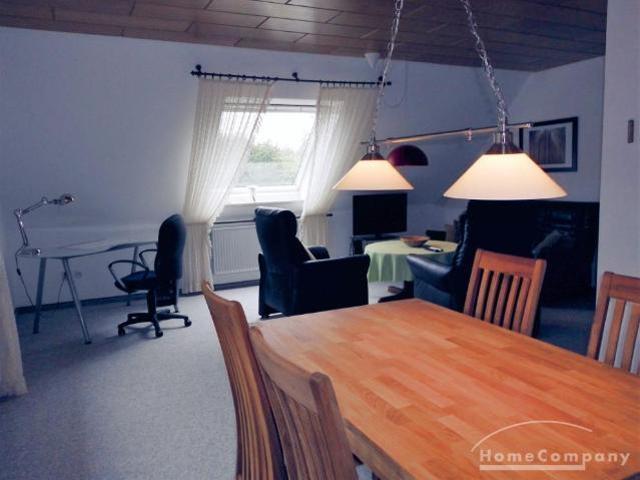 Ruhiges Wohnen! 2 Zimmer Wohnung bei Flintbek, komplett möbliert