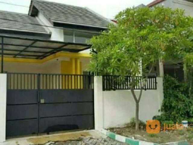 Rumah Bagus Dan Bersih Pantai Mentari Dalam Cluster 1.5 Lantai