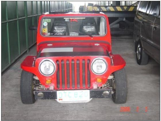 Owner Type Jeep Box Type