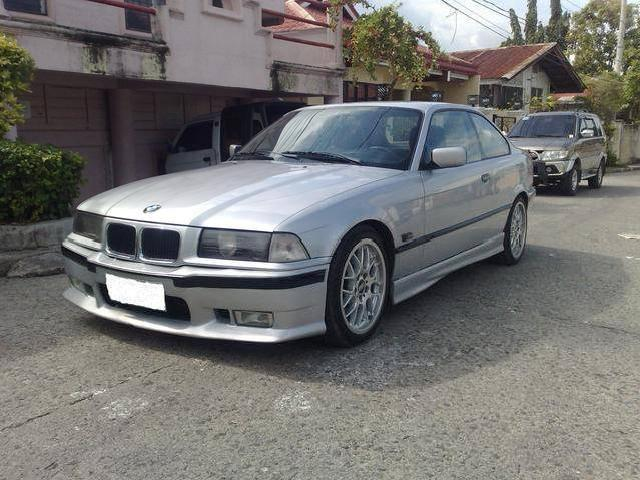 Rush Sale: Bmw 325i Silver 2 Doors