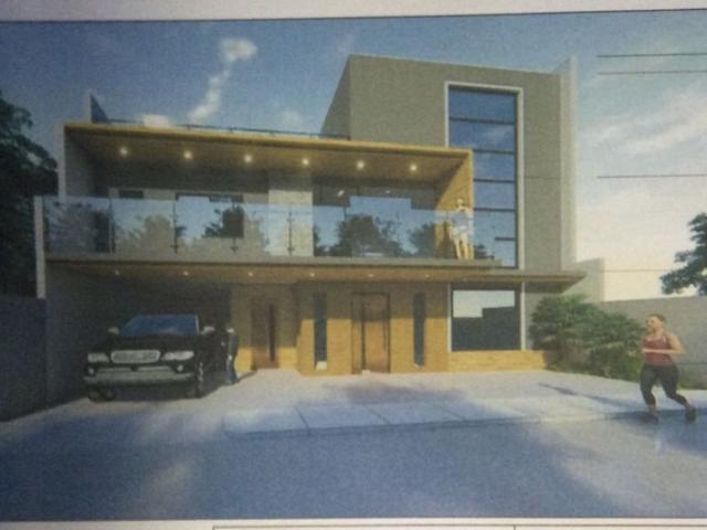 Rush Sale Brand New 3 Storey House & Lot In Bf Homes