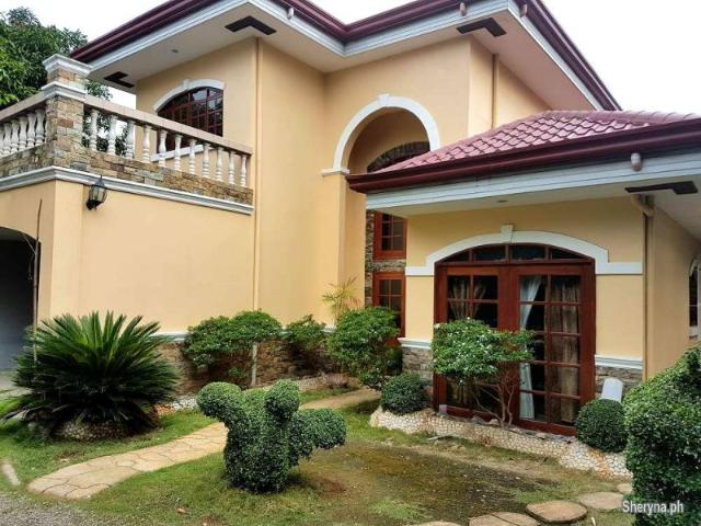 Rush Sale: Fully Furnished 6 Bedroom House And Lot Gabi Cordova
