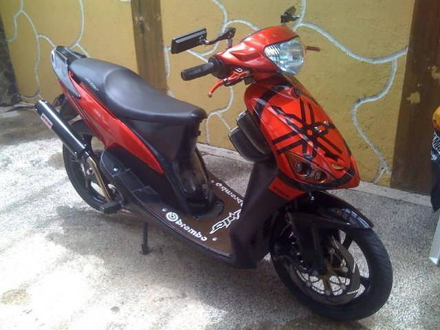 Rush Sale Mio Sport! Slightly Used! 5k Milage Only!