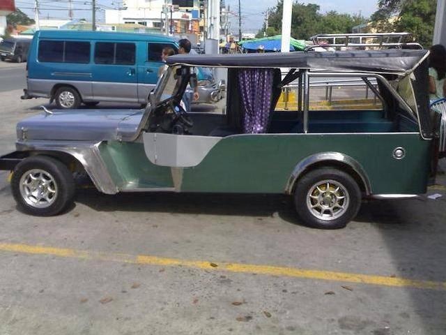 Rush sale owner type jeep semi stainless 4k tipid sa gas