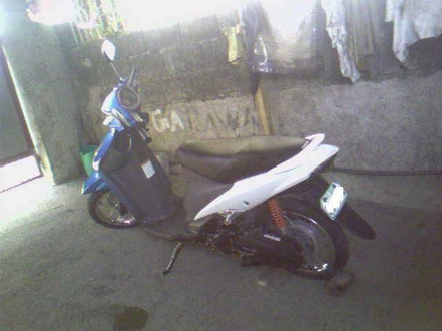 Rush Sale Suzuki Step 125 2nd Gen Sapo
