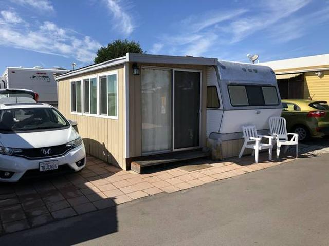 Rv Tiny House Mobile Home Trailer Wcabana By The Beach North Oceanside