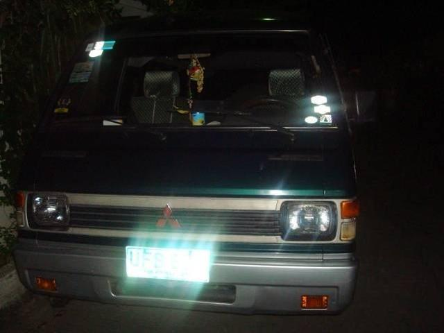 Sacrifice Sale L300 Van 2 Tone 1996 Model:sold 1 Day Only, Thanks Adpost