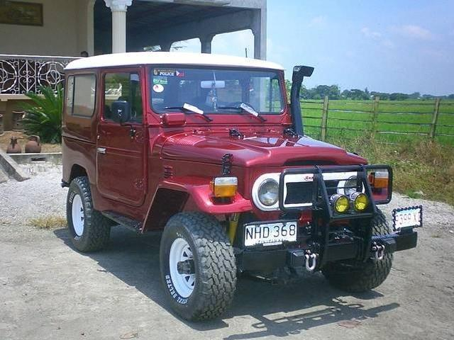 Sacrifice Sale Legendary Toyota Fj40 Land Cruiser.sold Thanks To Adpost